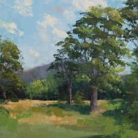 On The Way to Blue Ridge -26x30 SOLD