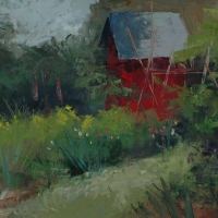 Garden Shed, Charlotte, NC - SOLD