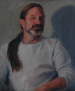 Michael 20x24 Oil on Canvas