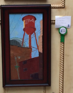 Artists' Choice Award, Piedmont Paint Out