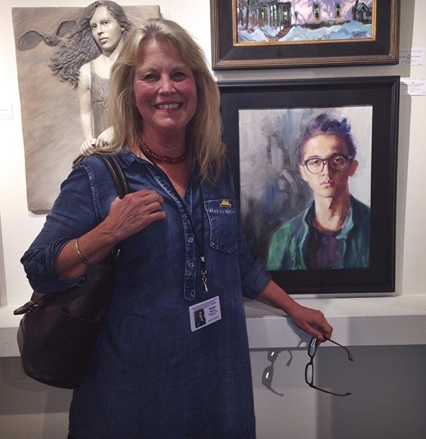 #AWA25 Show at the Bonner David Gallery in Scottsdale, 2015.